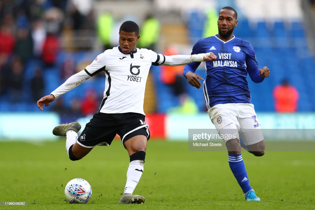 Cardiff City v Swansea City - Sky Bet Championship : News Photo
