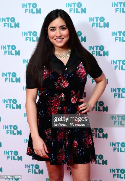 Rhianna Dillon attending the fifth annual Into Film Awards held at the Odeon Luxe in Leicester Square London