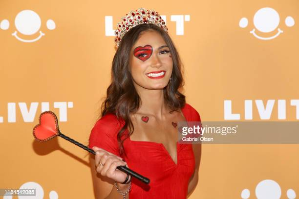 Rhianna Little attends Trip 'R' Treat with LIVIT LA's Largest Live Streaming Competition on October 30 2019 in Hollywood California