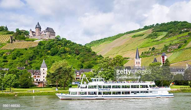 Rhine Tour Boat
