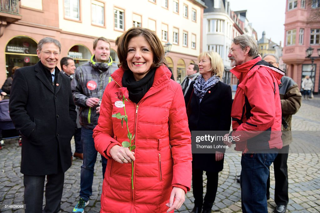 SPD Campaigns In Rhineland-Palatinate