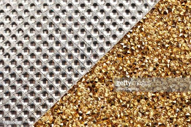 rhinestone background - rhinestone stock pictures, royalty-free photos & images