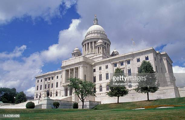 Rhode Island Providence State House State Capitol
