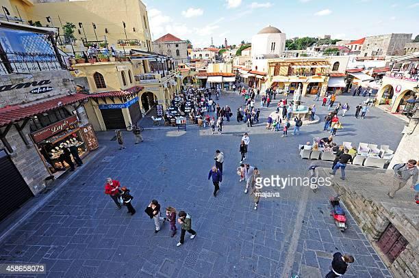 Rhodes square