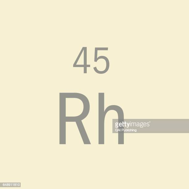 Rhodium Rare metal that resists corrosion and hardens platinum and palladium it is used especially in catalytic converters and jewelry
