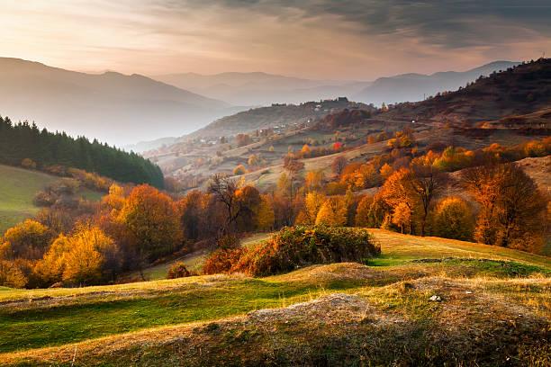 Rhodopean Landscape Wall Art