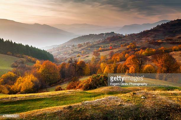 rhodopean landscape - bulgaria stock pictures, royalty-free photos & images