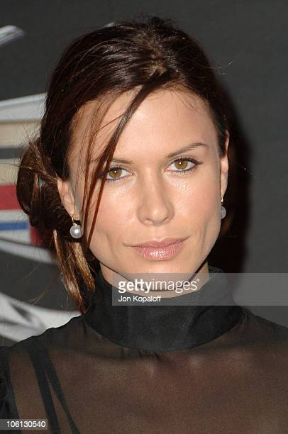 Rhona Mitra during 13th Annual Premiere Women In Hollywood at Beverly Hills Hotel & Bungalows in Beverly Hills, California, United States.