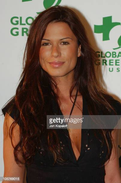 Rhona Mitra during 8th Annual Green Cross Millennium Awards at St. Regis Hotel in Century City, CA, United States.