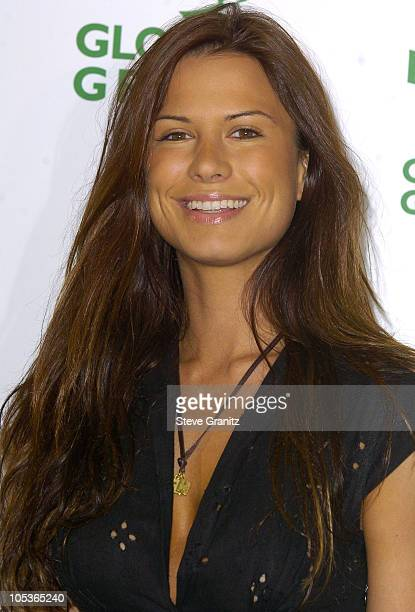 Rhona Mitra during 8th Annual Green Cross Millennium Awards at St Regis Hotel in Los Angeles California United States