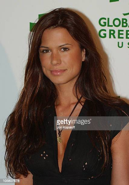 Rhona Mitra during 8th Annual Green Cross Millennium Awards at St Regis Hotel in Century City CA United States