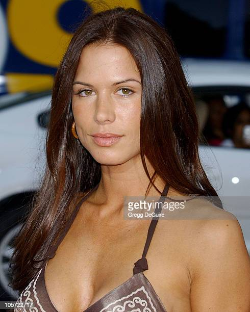 Rhona Mitra during The Dukes of Hazzard Los Angeles Premiere Arrivals at Grauman's Chinese Theatre in Hollywood California United States