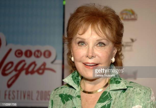 Rhonda Fleming during CineVegas Film Festival 2005 Rhonda Fleming Recieves Brenden Celebrity Star at Brenden Theatres in Las Vegas Nevada United...