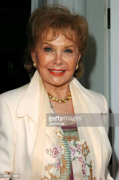 Rhonda Fleming during PATH Presents 20 Years of Giving at Beverly Hills Hotel in Beverly Hills California United States