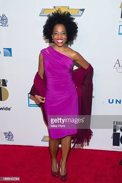 Rhonda Ross attends the 2013 EBONY Power 100 List Gala at Frederick P Rose Hall Jazz at Lincoln Center on November 4 2013 in New York City