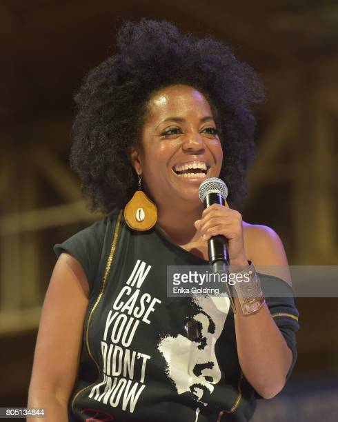 Rhonda Ross Kendrick attends the 2017 ESSENCE Festival presented by CocaCola at Ernest N Morial Convention Center on June 30 2017 in New Orleans...