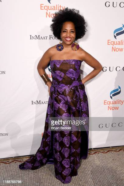Rhonda Ross Kendrick attends the annual Make Equality Reality Gala hosted by Equality Now on November 19 2019 in New York City