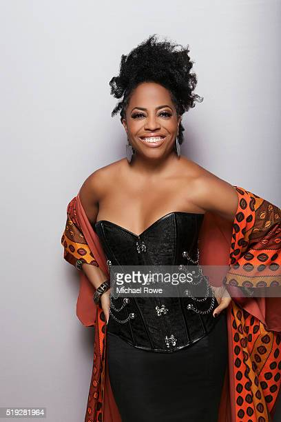 Rhonda Ross Kendrick is photographed at the 2016 Black Women in Hollywood Luncheon for Essencecom on February 25 2016 in Los Angeles California