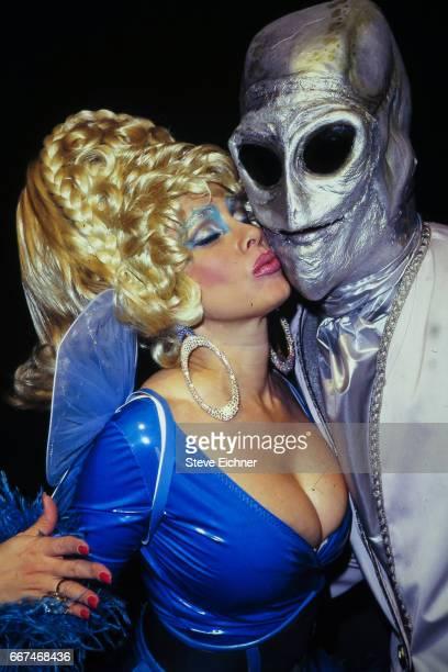 Rhonda Shear at Film Studio New York New York February 14 1995