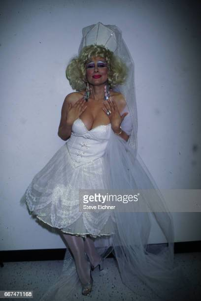 Rhonda Shear at Film Studio New York New York May 22 1995