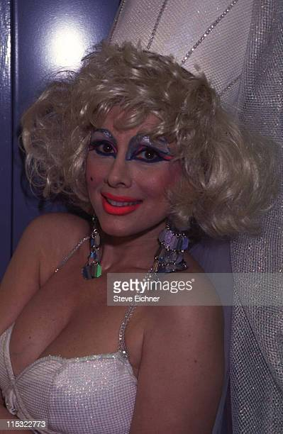Rhonda Shear during Rhonda Shear at Film Studio 1995 at Film Studio in New York City New York United States