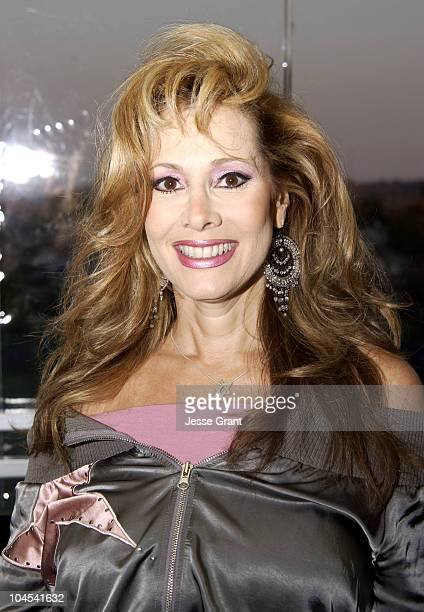Rhonda Shear during Spondylitis Association of America 2004 Awards of Excellence at The Beverly Hills Country Club in Los Angeles California United...