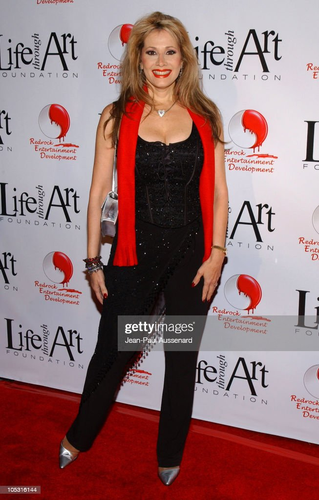 "The First Annual ""Red Party"" To Benefit The Life Through Art Foundation : News Photo"