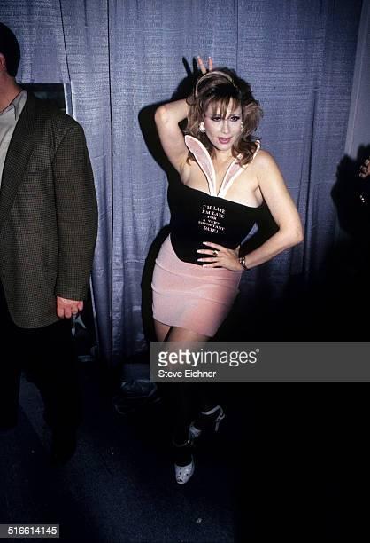 Rhonda Shear New York 1990s