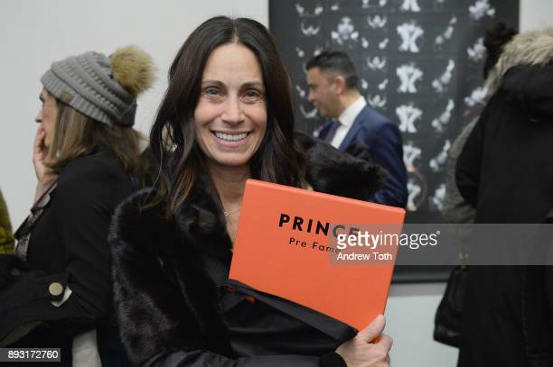 Rhonda Smith attends Robert Whitman Presents Prince 'Pre Fame' Private Viewing Event Exclusively On Vero on December 14 2017 in New York City