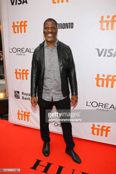 Rhymefest attends 'The Public' Premiere during 2018 Toronto International Film Festival at Roy Thomson Hall on September 9 2018 in Toronto Canada