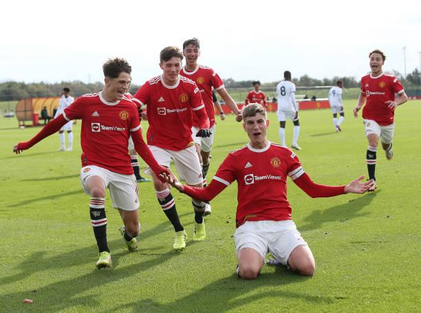 GBR: Manchester United v Wolverhampton Wanderers: U18 Premier League