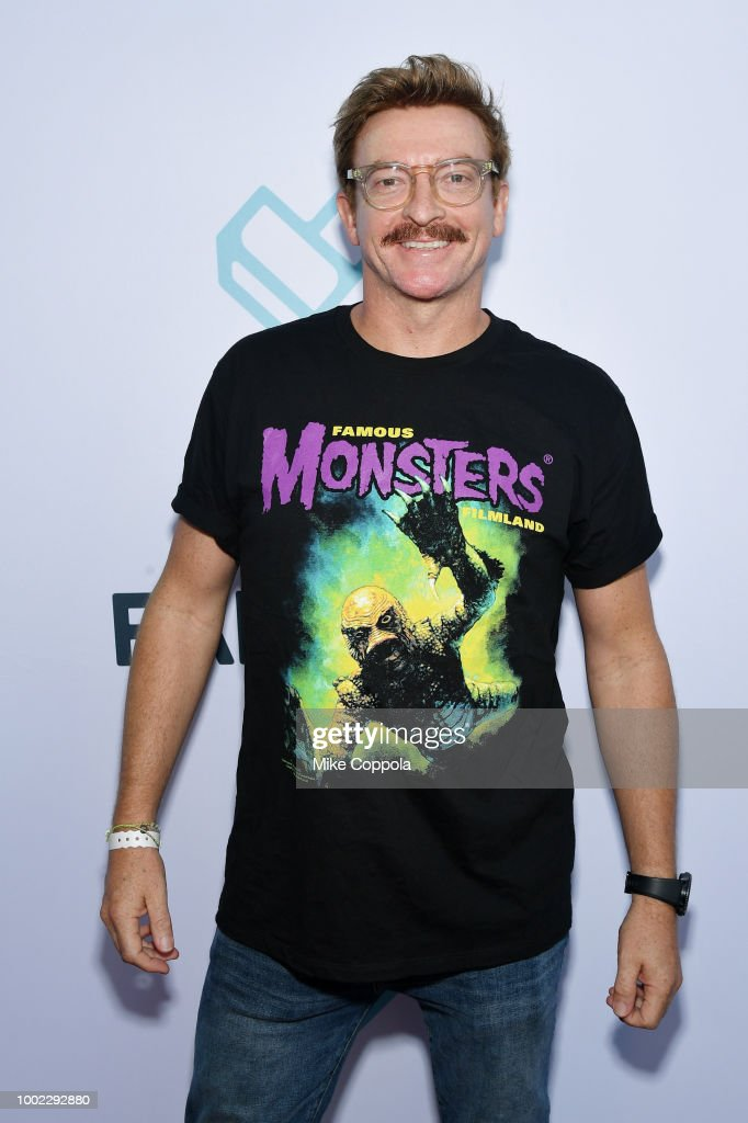 Rhys Darby attends the Fandom Party during Comic-Con International 2018 at Float at Hard Rock Hotel San Diego on July 19, 2018 in San Diego, California.