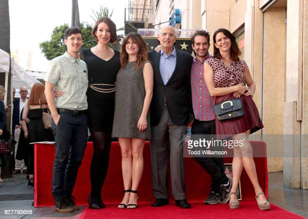 Rhys Ernst Our Lady J Kathryn Hahn Jeffrey Tambor Jay Duplass and Amy Landecker at the ceremony honoring Jeffrey Tambor with a star on the Hollywood...