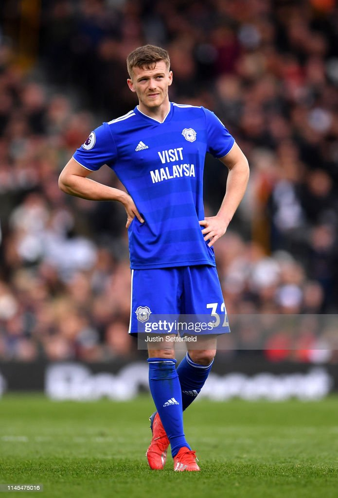 Fulham FC v Cardiff City - Premier League : News Photo