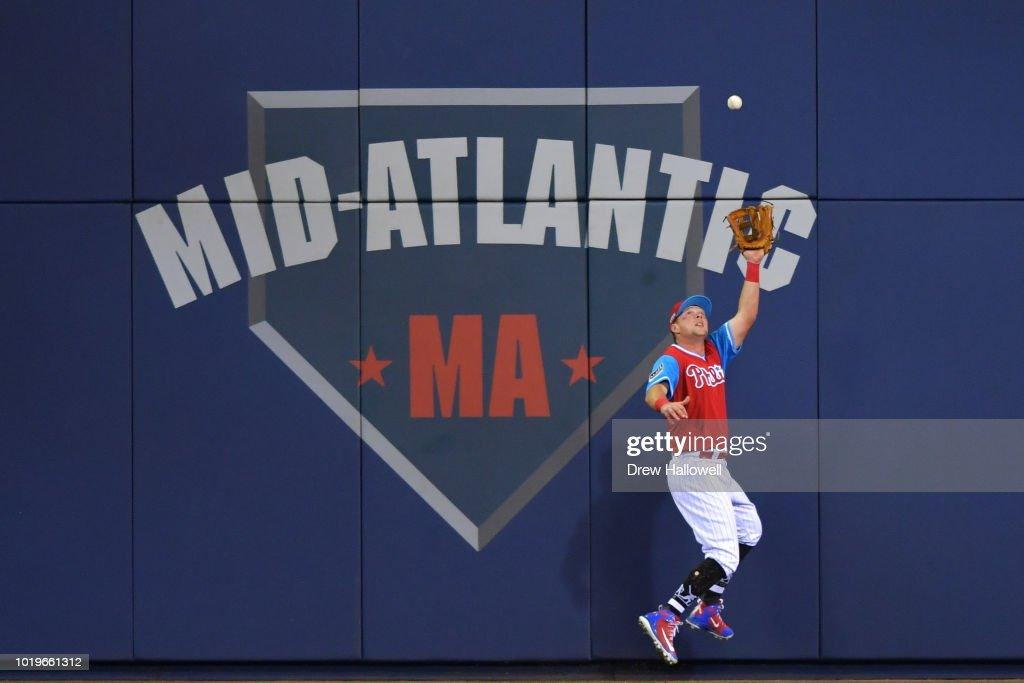 MLB Little League Classic: New York Mets v Philadelphia Phillies : News Photo