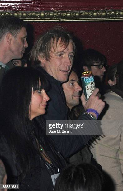 Rhys Ifans attends the Pirate Provocateur Extravaganza launch party for the new Agent Provocateur Winter collection and for the release of Dirty Stop...