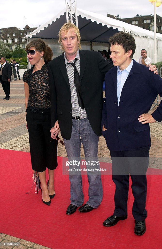 Deauville 2001 - The Human Nature Premiere