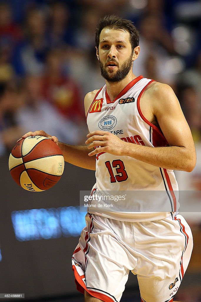 NBL Rd 8 - Adelaide v Wollongong : News Photo
