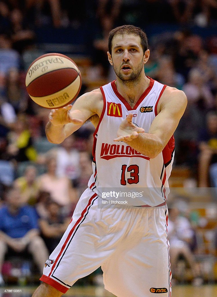 NBL Rd 22 - Townsville v Wollongong : News Photo