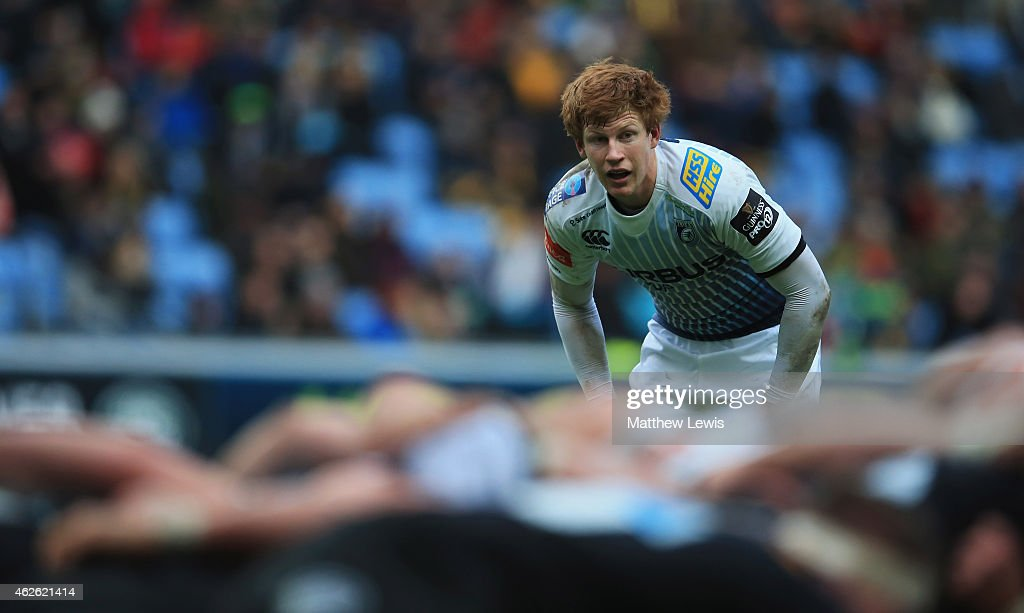 Wasps v Cardiff Blues - LV= Cup : News Photo
