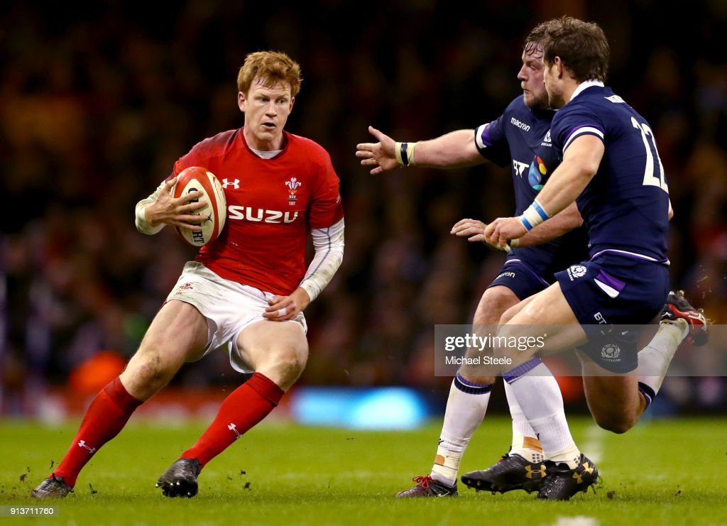 Wales v Scotland - NatWest Six Nations : News Photo