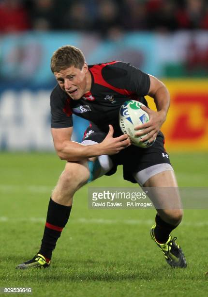 Rhys Priestland Wales