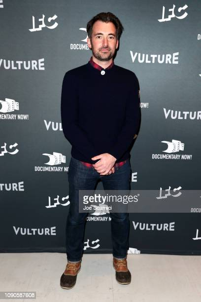 Rhys Thomas attends IFC's Documentary Now Afterparty cohosted by Vulture and IFC at Kimball Terrace on January 27 2019 in Park City Utah