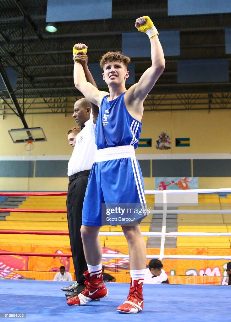 2017 Youth Commonwealth Games - Boxing : ニュース写真