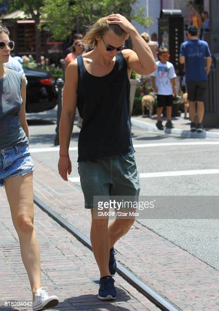 Rhys Wakefield is seen on July 15 2017 in Los Angeles California
