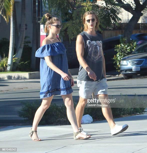 Rhys Wakefield is seen on October 26 2017 in Los Angeles CA