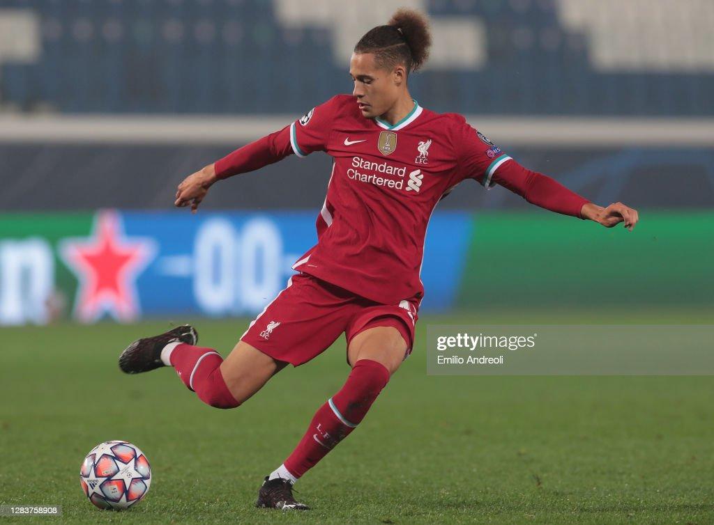 Atalanta BC v Liverpool FC: Group D - UEFA Champions League : News Photo