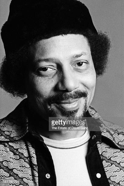 Rhythm and blues musician and member of the Neville Brothers Charles Neville poses for a portrait on March 17, 1981 in New York City, New York.