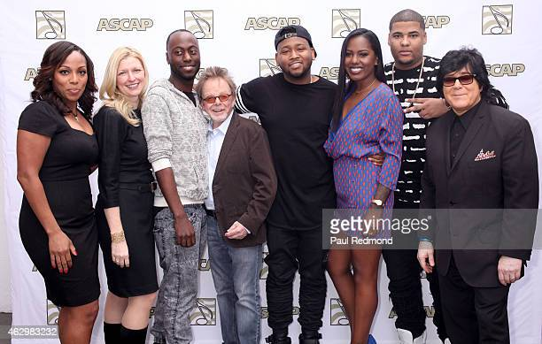 ASCAP VP Rhythm Soul/Urban Nicole GeorgeMiddleton ASCAP CEO Elizabeth Matthews 1985 ASCAP President Paul Williams Boi 1da ASCAP Associate Director of...