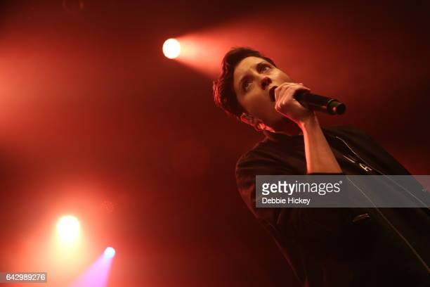 Ria Mae opens for Tegan and Sara at Vicar Street on February 19 2017 in Dublin Ireland
